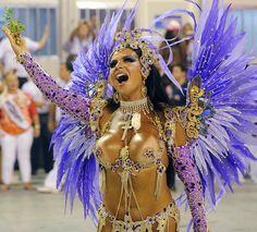Brazil's annual Carnival is a four-day festival that takes place just before Lent. While customs, celebrations and costumes vary by region and city, Rio de Janeiro's Carnival is the biggest and flashiest ,