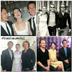 Sam, Caitronia & Tobias