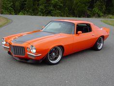 '72 Camaro!
