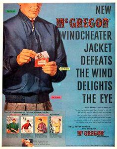 windcheater jacket