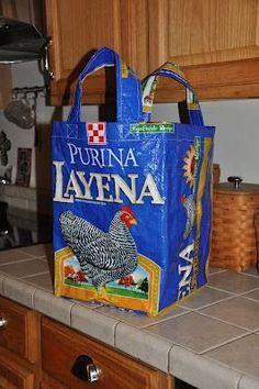 como hacer bolsas recicladas
