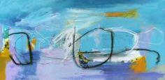 "Saatchi Art Artist Linda O'Neill; Painting, ""Beautiful Laughter"" #art"