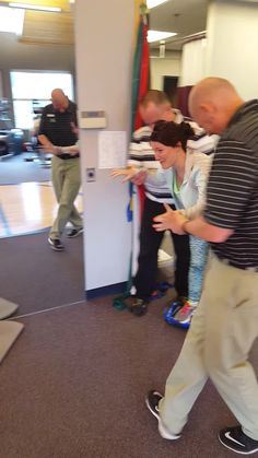 Physical therapy to help reduce POTS symptoms postural orthostatic tachycardia syndrome, a form of dysautonomia.  Hilarious video of me trying a hoverboard at physical therapy.  Follow along on my journey at smiles in the trials.