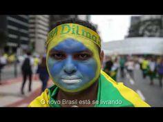 Está nascendo um novo Brasil, onde as pessoas não aceitam mais as mentir...