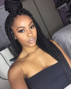 By @shortylex_ #protectivestyles by protectivestyles Protective Hairstyles For Natural Hair, Natural Hair Styles, Beautiful Braids, Beautiful Hairstyles, Different Hairstyles, Twist Braids, Hair Journey, Braid Styles, Hair Dos