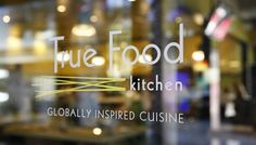 True Food Restaurant created by Dr. Andrew Weil  (along with restaurateur Sam Fox). There are several locations, but I would love to try the original in Phoenix.