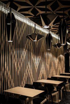 Ore-no Kappou Designed by Hiroshi Kanazawa New California Tower in Lan Kwai Fong,Central,Hongkong Japanese Restaurant