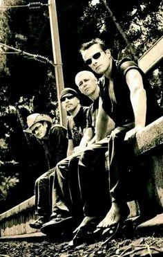 U2  My favorite band. !!!