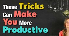 Tips and Tricks to Boost Your Productivity