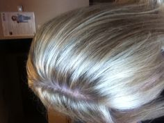 Platinum highlights, much easier way to fight the grey. having this done tonight!