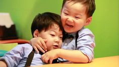 Manse and Minguk- They love together