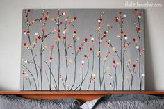 Make flower colors every color in living room seasons of color