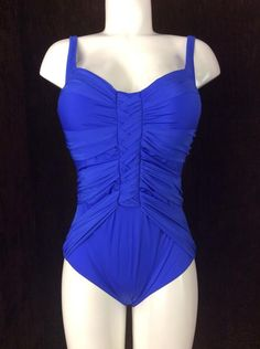 Gottex ~ Dream Weave Swimsuit in Blue