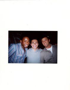 Tony, Omar, & Brendan