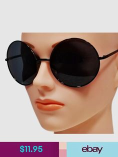 699219a824c 25 Best Cool large Frame Sunglasses or clear lens glasses images ...