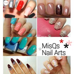 [Nail Arts] Here are several MisQs nail arts.   Which style is more attractive for you?  WISH BOX (No.19) : Nail Polish Box ▶http://www.wishtrend.com/wish-box/969-wish-box-no19-nail-polish-box.html