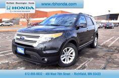 Cars-For-Sale-In-Minneapolis | 2011 Ford Explorer XLT | http://minneapoliscarsforsale.com/dealership-car/2011-ford-explorer-xlt