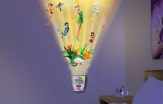 Wild walls – Tinkerbell from Fantastick Wall Décor (South Africa)  #tinkerbell #southafrica