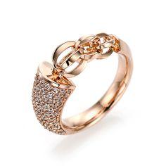 14K 18K 노블 베이직 반지 Rose Gold Jewelry, Diamond Jewelry, Jewelry Rings, Jewelry Accessories, Jewelry Design, Gold Jewellery, Trendy Jewelry, Women Jewelry, Gold Ring Designs