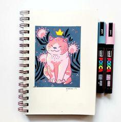 Pen Art, Marker Art, Copic Drawings, Art Drawings, Gauche Painting, Pen Doodles, Posca Art, Trippy Painting, Doodle Art Drawing