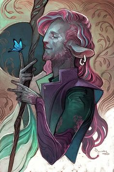Dungeons And Dragons Characters, Dnd Characters, Fantasy Characters, Critical Role Characters, Critical Role Fan Art, Character Concept, Character Art, Baby Boys, Dnd Races