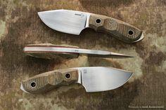 Boker Plus BOB fixed knife, Germany. Designed by Jesper Voxnaes VOX. Photography by Jarek Konarzewski