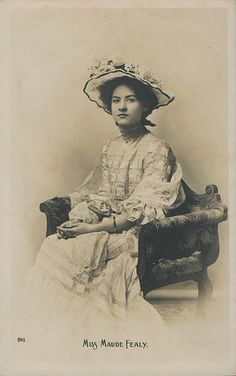 Maude Fealy (Rotophot 045) 1904