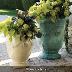 Classic Anduze Planters