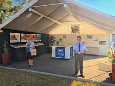 Booth at the Royal Darwin Show in Australia #jwaustralia #jworg #jehovahswitnesses social.jw-archive.org http://ift.tt/2acn8ap