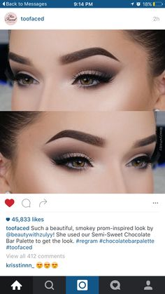 Eyemakeupart provides new eye makeup tutorial. How to make up your eye and how to do special design your eye. Just see Eyemakeupart web and start to do you. Makeup Goals, Makeup Inspo, Makeup Inspiration, Makeup Tips, Smokey Eye Makeup, Skin Makeup, Eyeshadow Makeup, Smoky Eye, Brown Smokey Eye