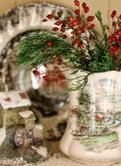 I hope your weekend is going we. Southern Christmas, Cottage Christmas, Woodland Christmas, Merry Christmas To All, Christmas Scenes, Christmas Mood, A Christmas Story, Rustic Christmas, Christmas Crafts