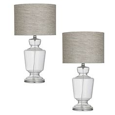 Ada Crystal Lamp - Table Lamps - Table Lamps   Harvey Norman ...