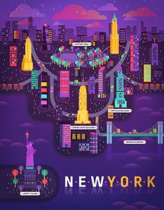 New York (Cosmopolis by Aldo Crusher)