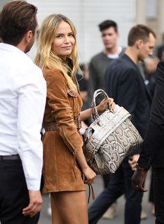 The Best Celebrity Bag Looks of Milan Fashion Week Spring 2017