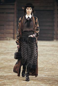 Chanel défilés pré-collections automne/hiver 2014/2015  #mode #fashion