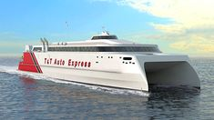 Australian ship-building company Austal confirmed that it has been given a contract for almost half a billion TT dollars for the design and construction of a high-speed v