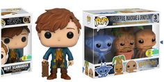Newt Scamander Is Getting His Own Funko Pop And It's Fantastic