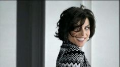 Magali Amadei Chico's Hair | Chico's Model Hair http://www.ispot.tv/ad/7dvH/chicos-so-slimming ...