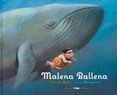 Malena Ballena. Libros del Zorro Rojo.