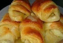 Лучшие булочки в мире: Нежнейшие Слойки с яблоками
