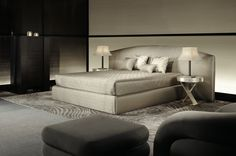 luxury-satin-bedroom-set-Armani-casa