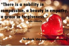 #nobility #kindness #compassion #love http://www.facebook.com/steppingstonescounseling