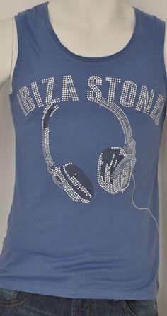 Camiseta de diseño exclusiva en Ibiza  http://ibiza-stones.com/