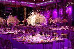 Decoración de salón e iluminación