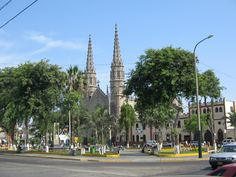 Iglesia San José, Jesús María