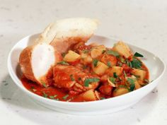 Portuguese One Pot Chicken and Potatoes : Recipes : Cooking Channel