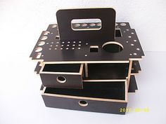 Systainer tool storage insert, nice black finish!
