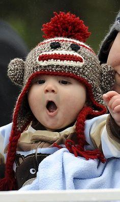 adri -Monkey hat