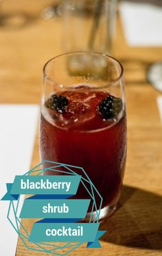 On The Talk, chef Dean Sheremet prepared a slow-made cocktail that is worth the wait. Find out how you can get started preparing the Blackberry Shrub. http://www.foodus.com/the-talk-dean-sheremet-blackberry-shrub-cocktail-recipe/
