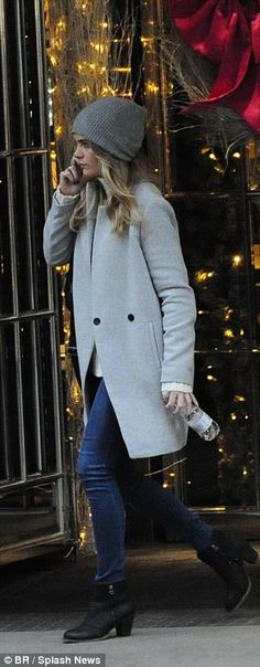 Cressida Bonas spotted leaving Victoria's Secret shop on Bond Street #dailymail
